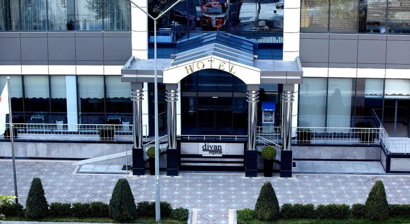 اطلاعات پرواز اصفهان کربلا Divan Hotel Baku - شرکت خدمات مسافرتی آیسان پرواز پارس